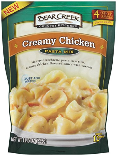 Bear Creek Pasta Mix, Creamy Chicken, 11.5 Ounce