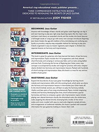 Complete Jazz Guitar Method: Intermediate Jazz Guitar, Book & CD ...