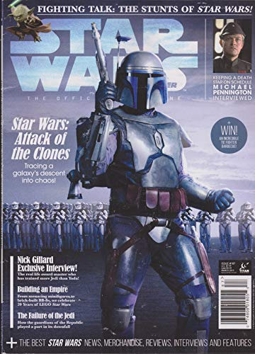 Star Wars Insider Magazine Issue #187 March 2019