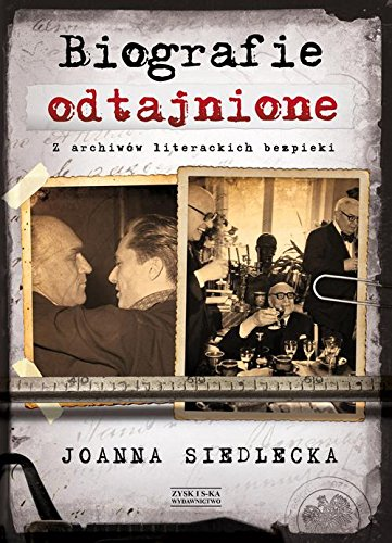 Biografie odtajnione (Polish Edition) Joanna Siedlecka