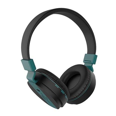 Diuspeed Auriculares Bluetooth, Auriculares portátiles inalámbricos estéreo de Alta fidelidad, estéreo, inalámbricos,