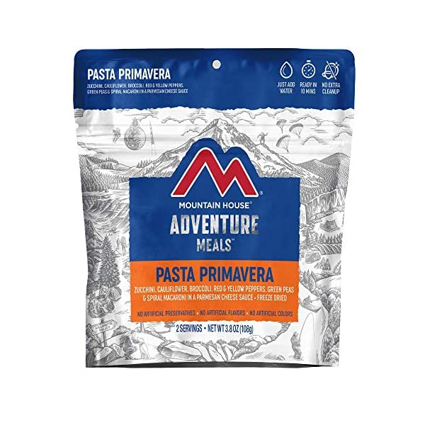 Dried backpacking Camping Food