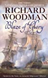 In Distant Waters by Richard Woodman front cover