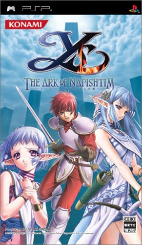 Ys: The Ark of Napishtim [Japan Import] by Konami
