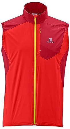 5cd90e006bb4 Salomon Fast Wing Course à Pied Gilet - XL  Amazon.fr  Vêtements et  accessoires