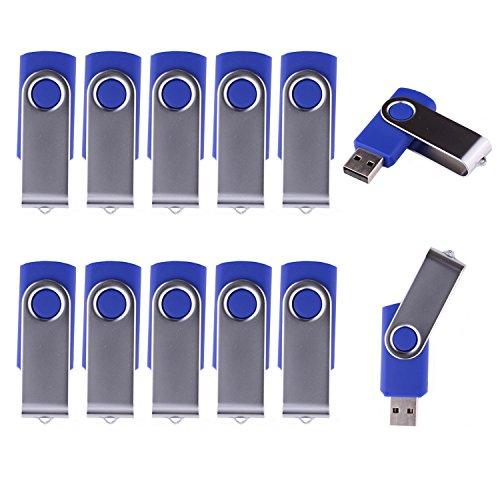 LHN®  2GB Swivel USB Flash Drive USB 2.0 Memory Stick