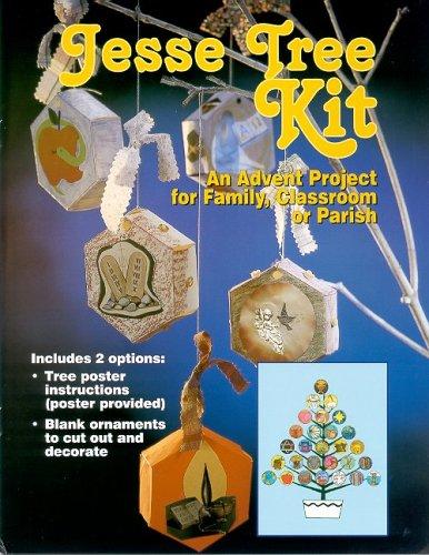 Jesse Tree Kit: An Advent Project for Family, Classroom or Parish pdf epub
