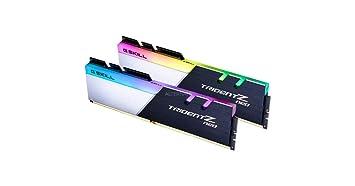 G.Skill F4-3600C14D-16Gtzn - Memoria RAM (16 GB, DDR4-3600 ...