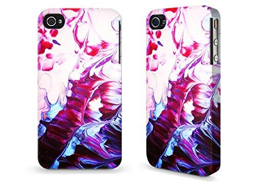 """Hülle / Case / Cover für iPhone 4 und 4s - """"Macro 8"""" by Gela Behrmann"""