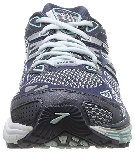 Brooks Womens Womens Brooks 14 Silver Running Breeze Midnight Shoe Ariel BrHBqCw