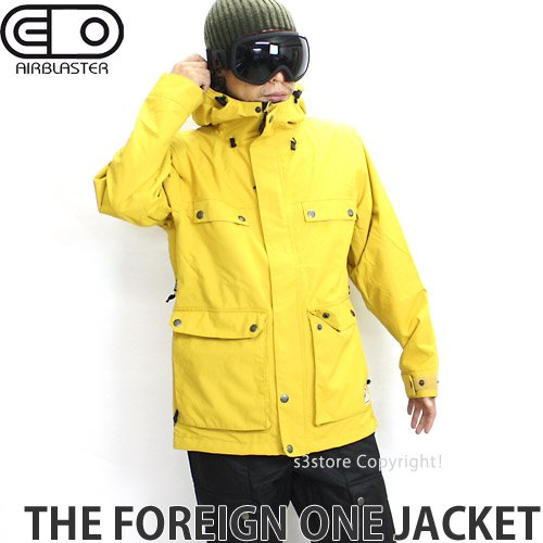 AIRBLASTER(エアブラスター) THE FOREIGN ONE JACKET