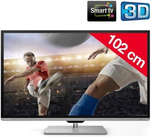 TOSHIBA 40L7331DG - Televisor LED 3D Smart TV: Amazon.es: Electrónica