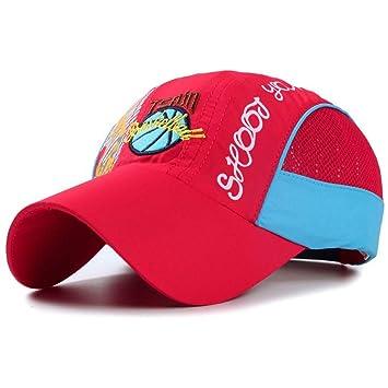 XIHUANNI Gorra de Beisbol Sombrero de niños Gorra de sombrilla de ...