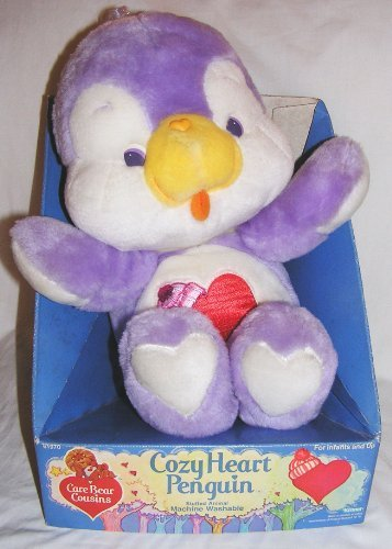 1984 Vintage Care Bear Cousins 13