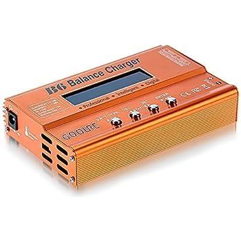 GoolRC B6 Mini Professional Balance Charger/Discharger for LiPo Lilon LiFe NiCd NiMh Pb RC Battery