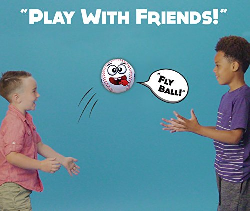 Move2Play Talkin' Sports Hilariously Interactive Toy Sports Balls with Music and Sound FX for Kids and Toddlers - Bundle Set. by Move2Play (Image #3)