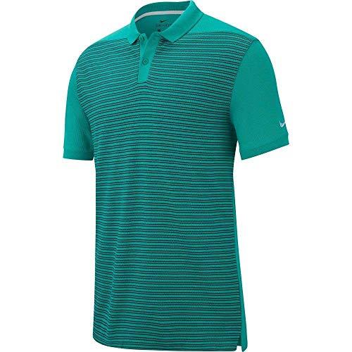行商人対象ギャップ(ナイキ) Nike メンズ ゴルフ トップス Nike Stripe Pique Golf Polo [並行輸入品]