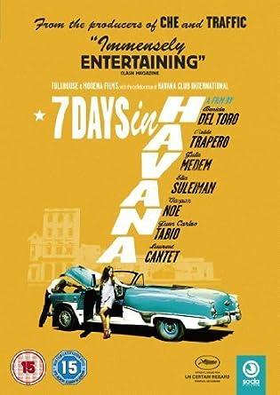 7 Days in Havana (7 días en La Habana (Seven Days in Havana)