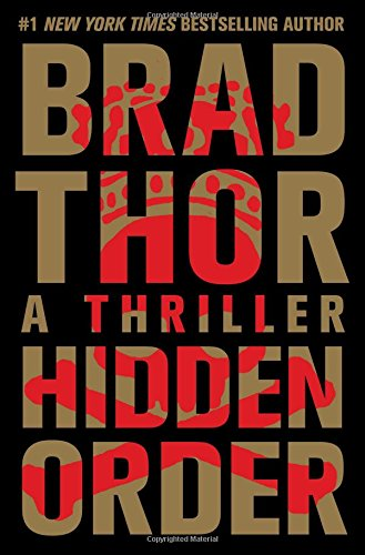 brad thor books in order