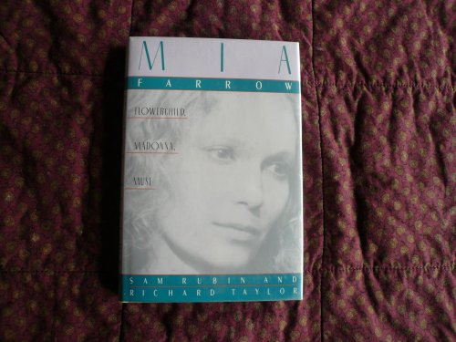 Mia Farrow  Flower Child  Madonna  Muse