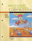 Corporations, West, 0314167447