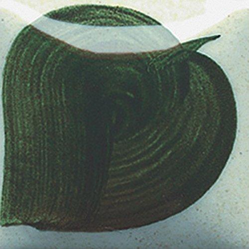 Duncan E-Z Stroke Translucent Underglazes - EZ 071 - Dark Olive - 1 Ounce Jar
