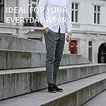 DANISH ENDURANCE Chaussettes en Coton pour Homme et Femme, Lot de 3 Paires, Respirantes, Douces et Fabriquées en Europe… 9