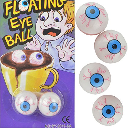 Giocattoli Occhio di Simulazione, Halloween out Funny Eye Dropping Eyeball Horror Terrore Spaventoso Party Joke Toy Fenghong
