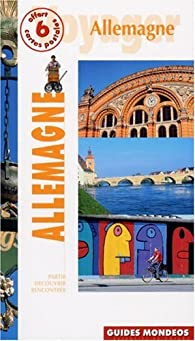 Book's Cover ofAllemagne