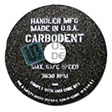 #32A-XC HANDLER - Carbo-dent Wheel 12in - Coarse