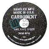 #32A-XC HANDLER - Carbo-dent Wheel 12in - Coarse - for model trimmer - 115170 Us Dental Depot