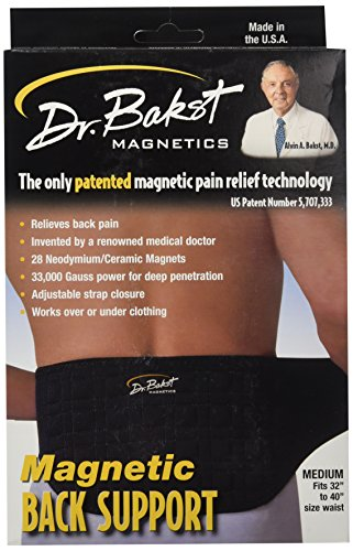magnetic back support belt - 1