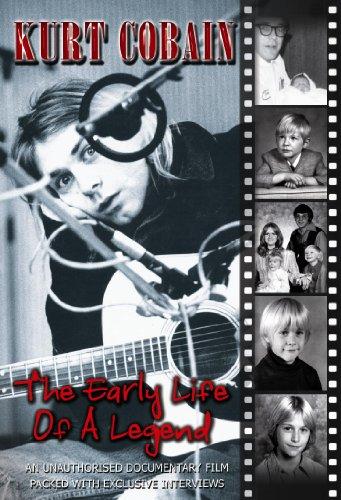 Cobain, Kurt - Early Life Of Alegend Unauthorized