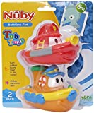 Nuby Nuby Tub Tugs Floating Bath Boats - 2 Pack N/A Red Orange