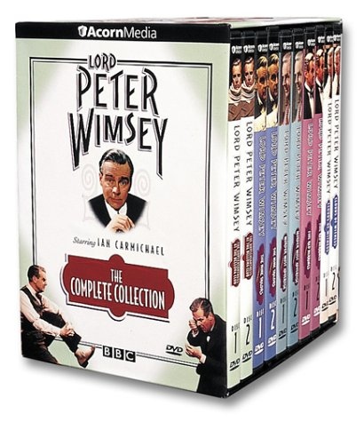 Lord Peter Wimsey - The Complete Collection by Acorn Media