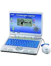VTech Challenger Laptop blauw