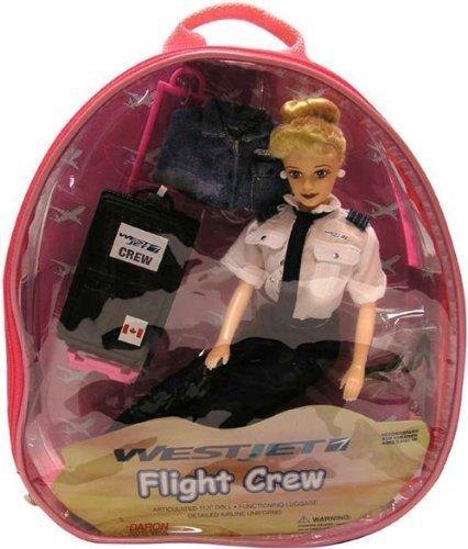 westjet-flight-attendant-doll-by-daron-worldwide
