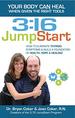 3:16 JumpStart: How to Eliminate Thyroid Symptoms & Build a Foundation of Health, Hope and Healing
