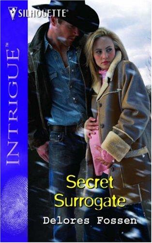 book cover of Secret Surrogate