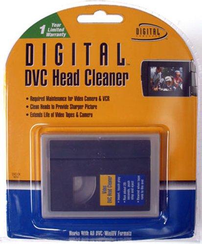 DIGITAL CONCEPTS DVC-CK Mini Digital Video Head Cleaner DVC-CK by Saitek