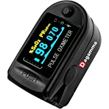 Best Pulse Oximeters - Dagamma DP150 Pulse Oximeter with Carrying Case, Batteries Review