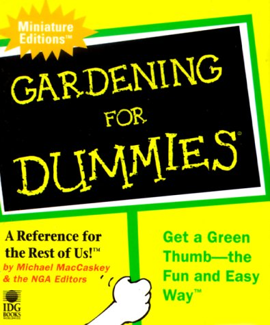 Trader123 on marketplace for Landscaping for dummies