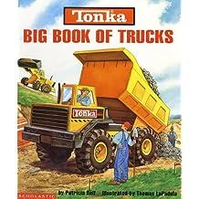 Tonka Big Book Of Trucks