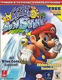 Super Mario Sunshine, Prima Temp Authors Staff and Bryan Stratton, 0761539611