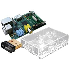 Raspberry Pi Bundles (Raspberry Pi Basic Kit)
