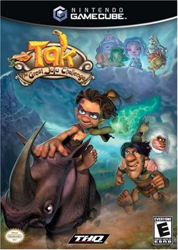 Tak 3: The Great Juju Challenge - Gamecube