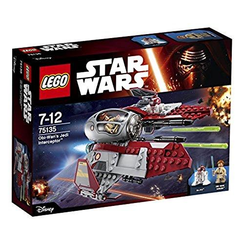 LEGO Star Wars Obi-Wans Jedi Interceptor ()