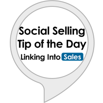 Social Selling Tip of the Day