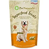 Pet Naturals of Vermont Superfood Treats for dogs, Homestyle Chicken Recipe, 100+ bite-sized chews, organic ingredients