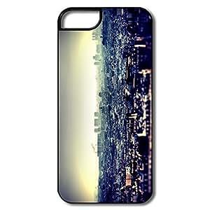 IPhone 5 Cases, Urban Cases For IPhone 5 5S - White/black Hard Plastic